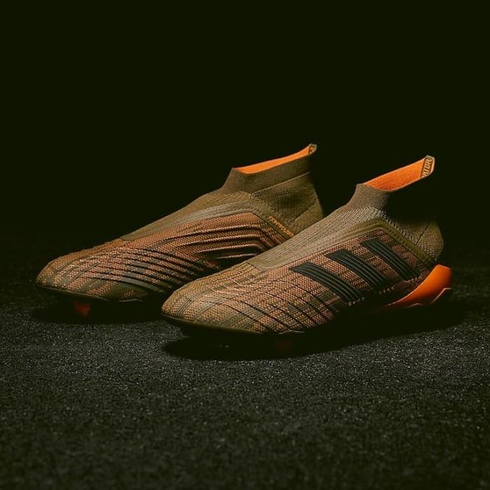Jual Sepatu Bola Adidas Original Predator 18 Fg Trace Olive