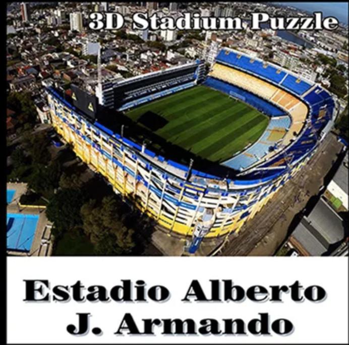 Info 3d Puzzle Stadium DaftarHarga.Pw