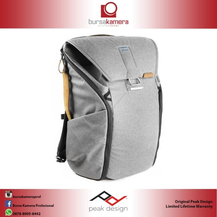 harga Peak design everyday backpack (30l ash) Tokopedia.com