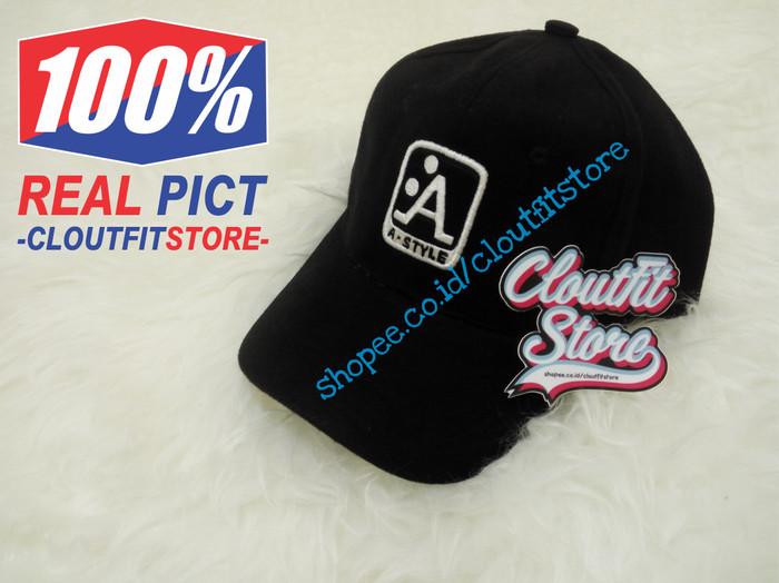 Jual topi baseball bordir tumblr cap custom cek harga di PriceArea.com 397c0f0ae7