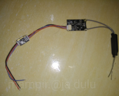 Jual Flit10 RX 2 4G 10CH Micro Flysky Ibus Receiver with Telemetry - Kota  Tangerang - mampir @ja dulu | Tokopedia