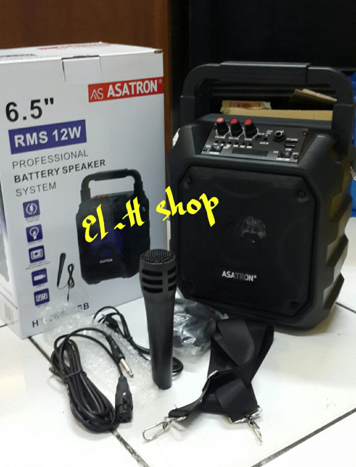 harga Speaker metting wireless asatron 2666usb portable/metting amplifier Tokopedia.com