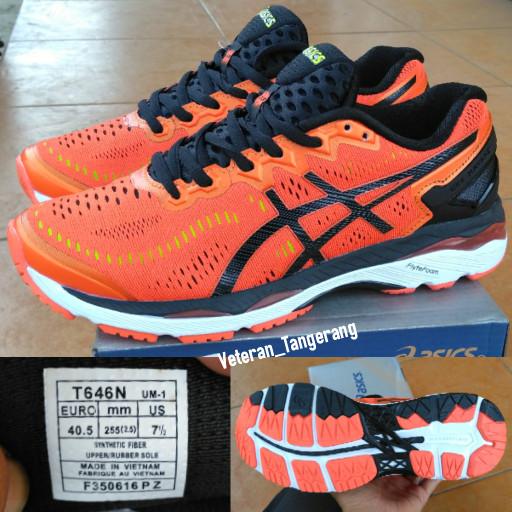 best service 727ba 2a2dd Jual Sepatu Asics Gel Kayano 23 Lite Show T646N 0990 Orange Original - Kab.  Tangerang - KERTAWIJAYA SHOP | Tokopedia