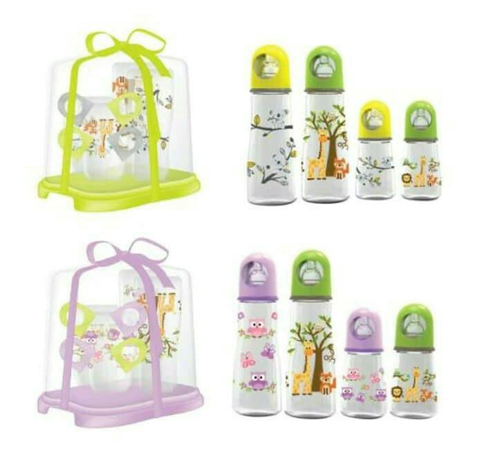 harga Baby safe botol susu/rak botol susu isi 4/dot bayi/botol dot Tokopedia.com