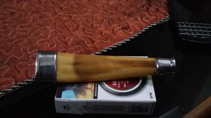 Foto Produk Pipa Rokok Bahan Gading 100% Authentic dari Pernik Rumahan 2nd