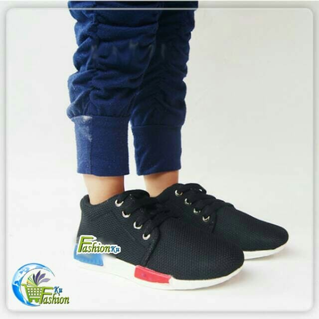 harga Sepatu sekolah anak tk sd smp kets sneakers perempuan laki-laki unisex Tokopedia.com
