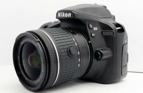 harga Nikon d3400 Tokopedia.com