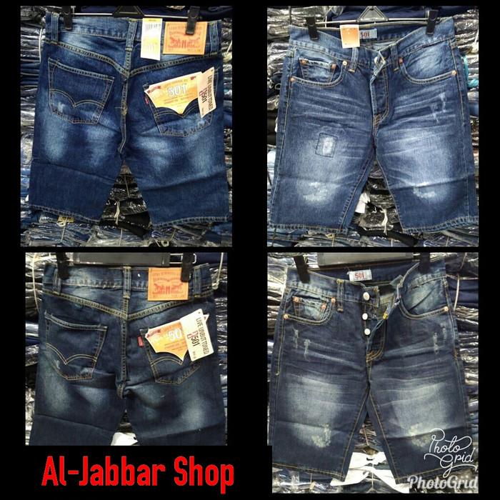 Jual Celana Pendek Pria Levis 501 Jeans Original Jean Levis Import ... 890ec53f82