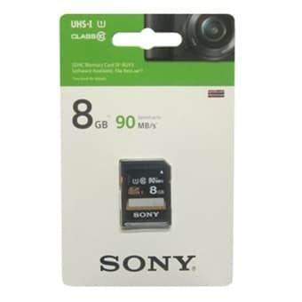 harga Sony sdhc 8gb uhs-1 90mb/s memory card original Tokopedia.com