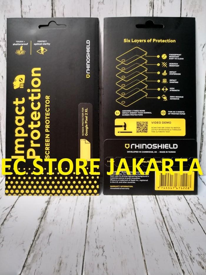 finest selection 1601f e036c Jual Ori RhinoShield Impact Protection Screen Protector Google Pixel 2 XL -  Jakarta Utara - EC Store Jakarta | Tokopedia