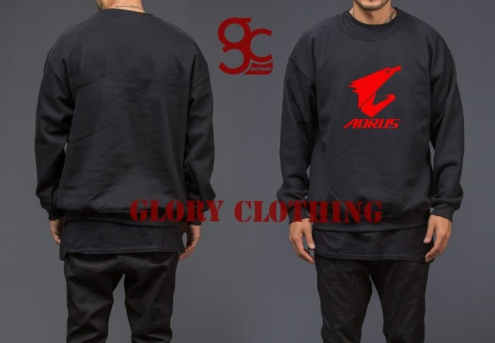 Jual Sweater Switer Gigabyte Aorus Gaming - Toasty Merch - Kota Bandung -  TOASTY MERCH | Tokopedia