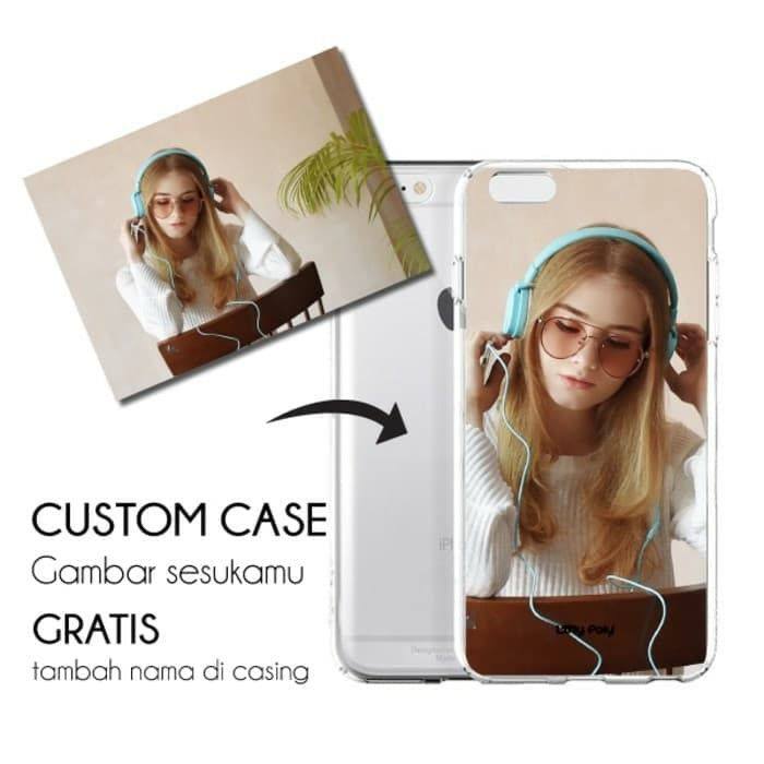 loly poly custome case khusus samsung s8 / s8+ / plus diskon 50%