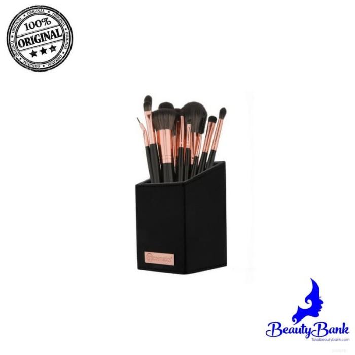 ae1fba467fcfe Jual BH Cosmetics Signature Rose Gold - 13 Piece Brush Set - DKI ...