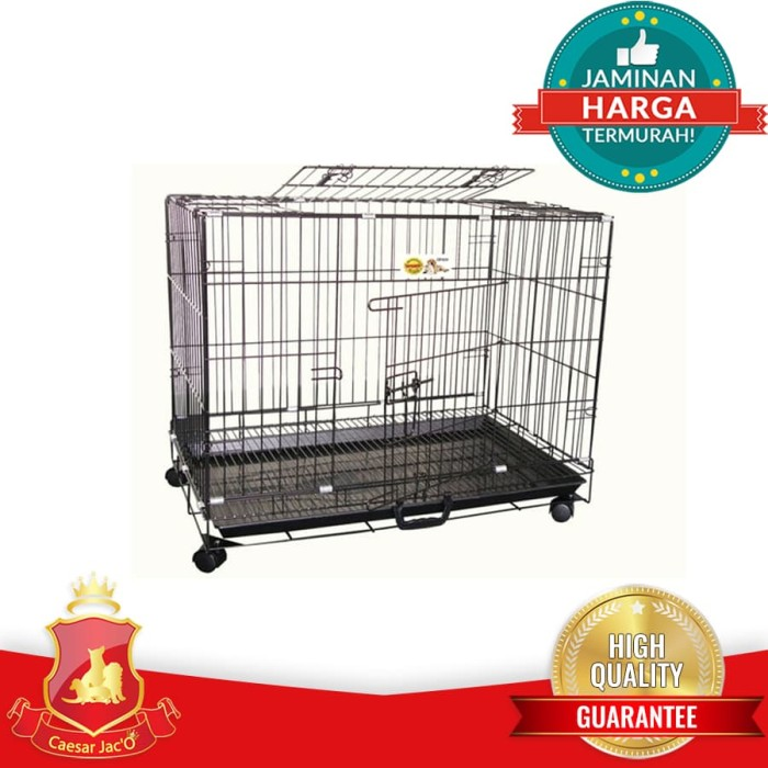 harga Kandang besi lipat hewan anjing kucing kelinci ayam hamster k-255 Tokopedia.com