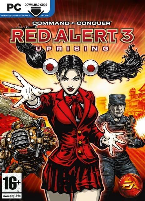 harga Pc command & conquer red alert 3 uprising Tokopedia.com