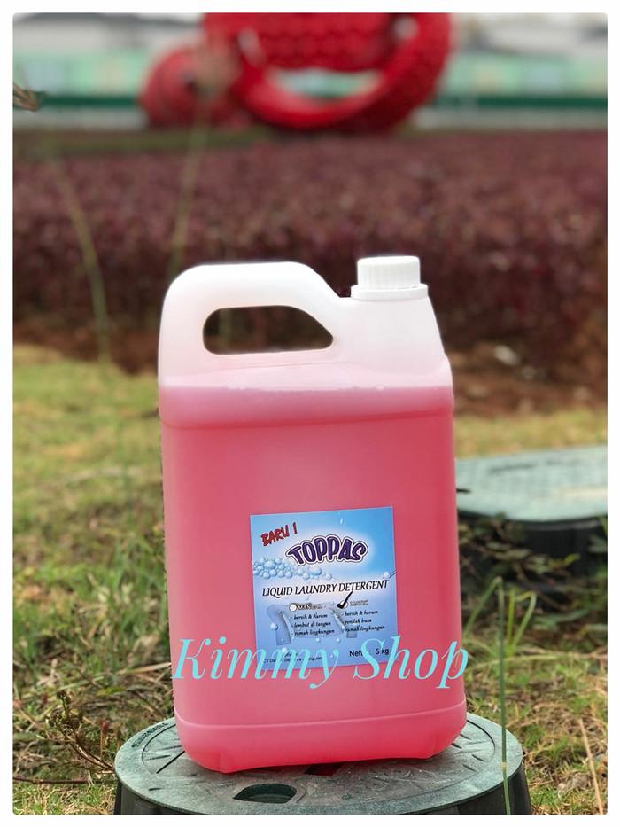 Laundry liquid detergent 5liter