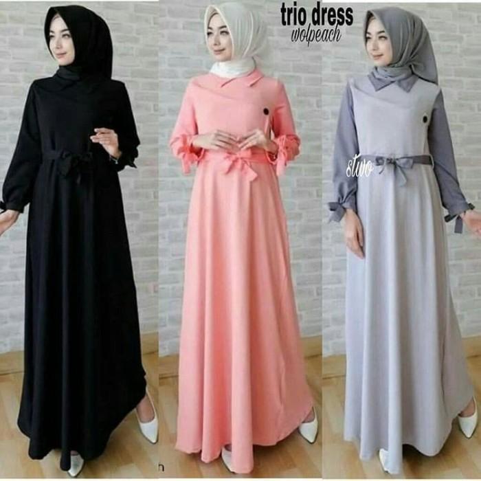 Terbaru Syesha dress by gagil gamis balotelli murah gamis muslim e3a1e904d1