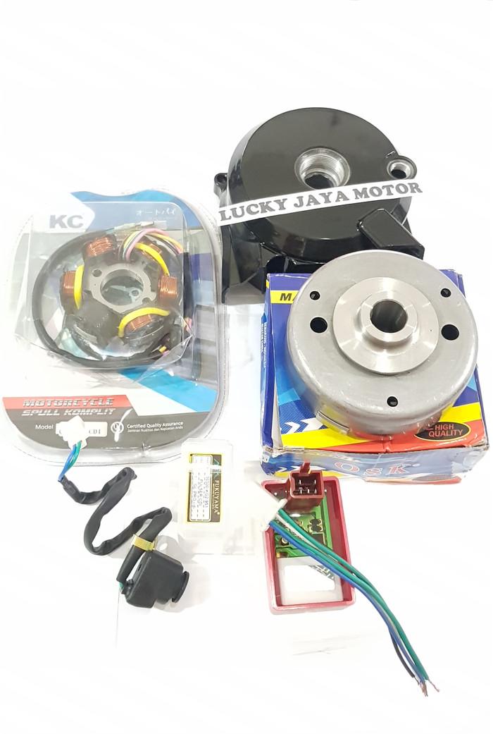 harga Blok plus magnet pulser fuser spull spul spol stator gl pro glpro cdi Tokopedia.com