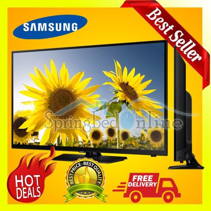 harga Samsung usb movie led tv 24 inch / 24  - 24h4150 - harga pabrik Tokopedia.com