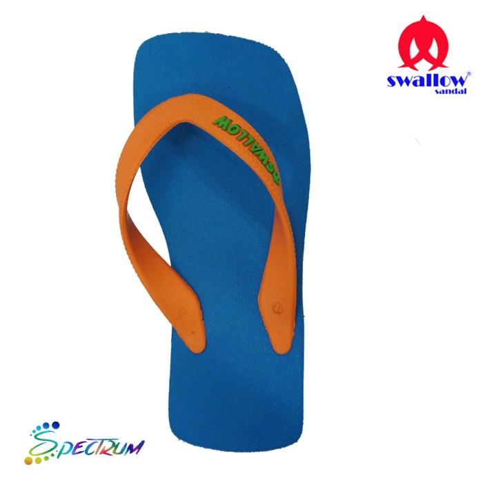 Sandal Swallow Premium Spectrum Pria Black – Tali Orange | Shopee Indonesia. Source · Produk dari Brand Resmi