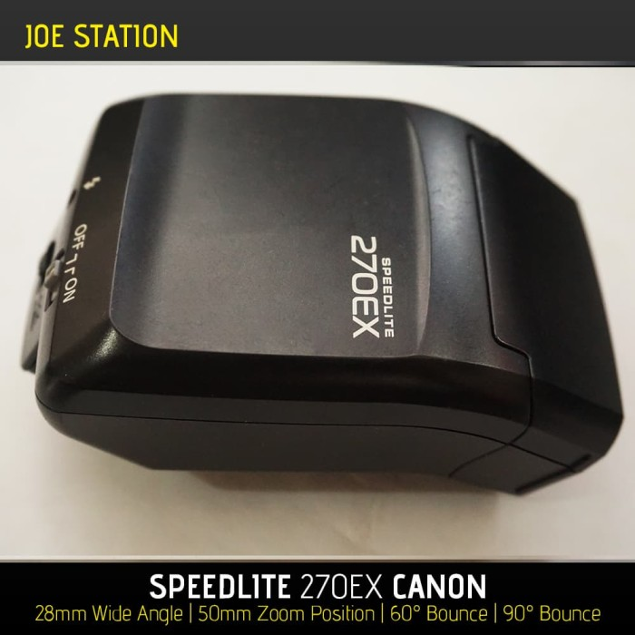Info Speedlite Canon 270ex DaftarHarga.Pw