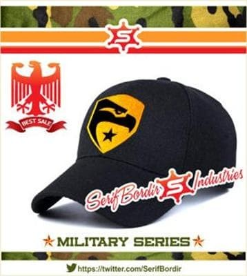 Topi baseball import caps hitam garuda eagle force bordir police harga ... b4b9482f2c