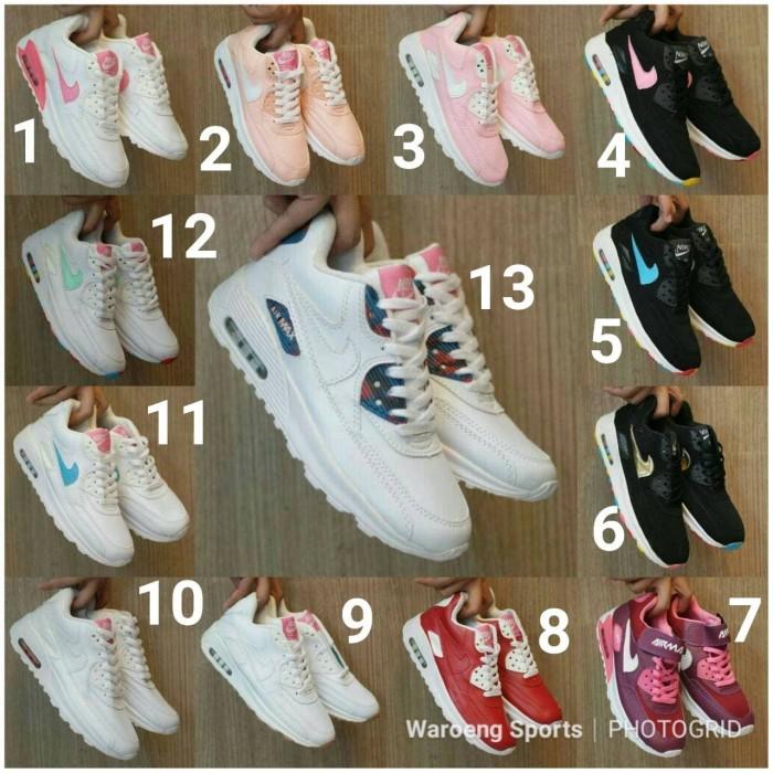 Jual sepatu nike air max cewek import cek harga di PriceArea.com 167288be9c