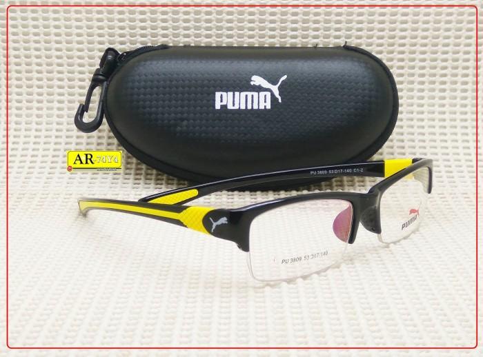 Jual PROMO..! Frame Kacamata Minus Kaca mata Optik PUMA Sporty 3 ... d814a1a240