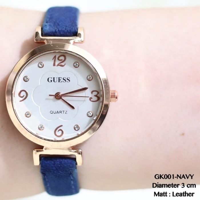 Jam tangan wanita fossil kulit supplier dropship termurah import guess dac9626ab7