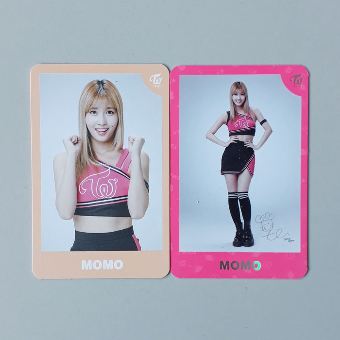 twiceland encore photocard