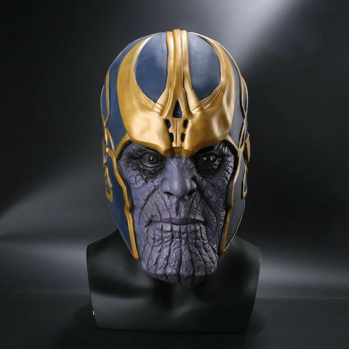 harga Topeng thanos avengers bukan ironman spiderman deadpool Tokopedia.com