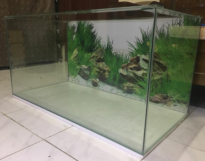 Jual Akuarium aquarium custom ukuran 80x40x40 cm 80 x 40 x ...