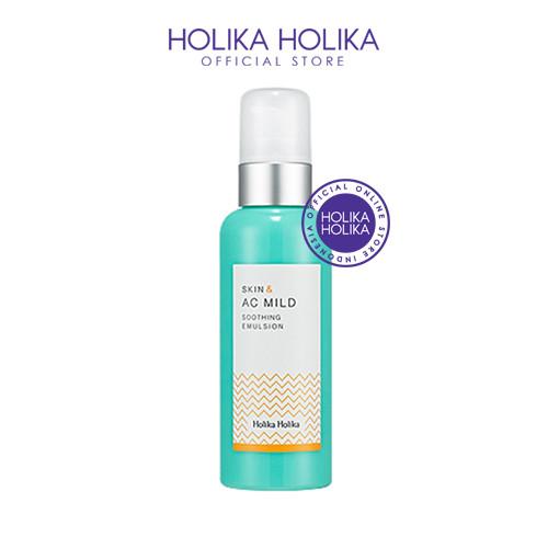 harga Holika holika skin & ac mild soothing emulsion Tokopedia.com