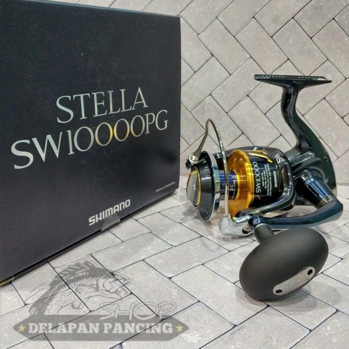 harga Reel shimano stella sw 10000 pg Tokopedia.com