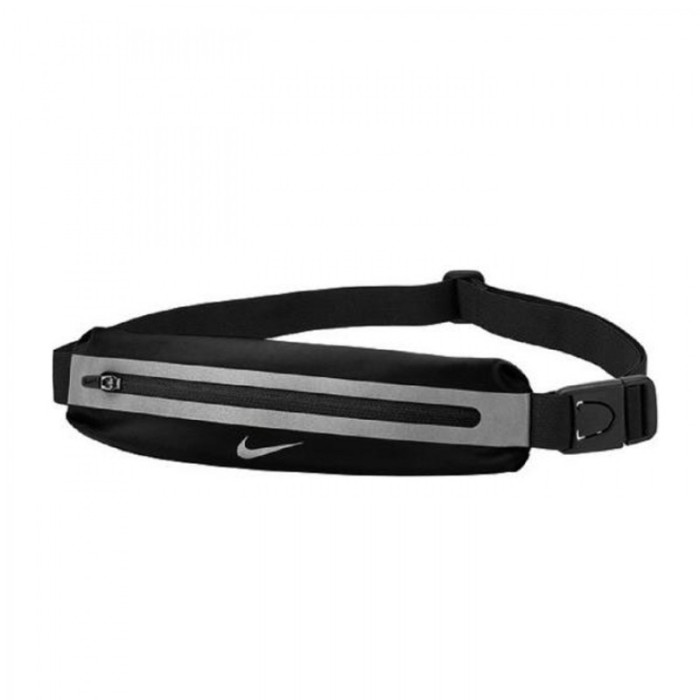 harga Tas lari nike slim waistpack black original n.rl.a0.082.os Tokopedia.com