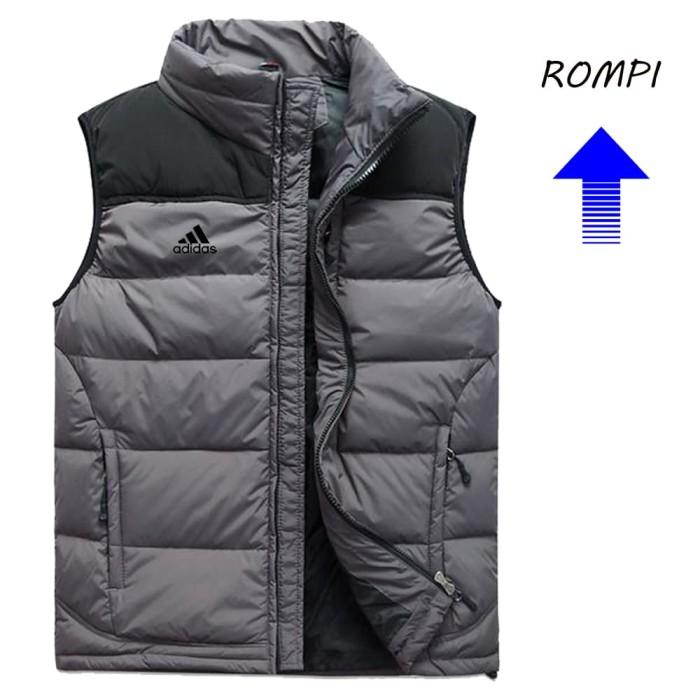 Jaket Rompi Parasut Hitam - tempat jual Produk Popular Di Indonesia 206a70d42c