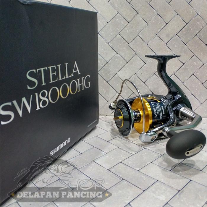 harga Reel shimano stella sw 18000 hg Tokopedia.com
