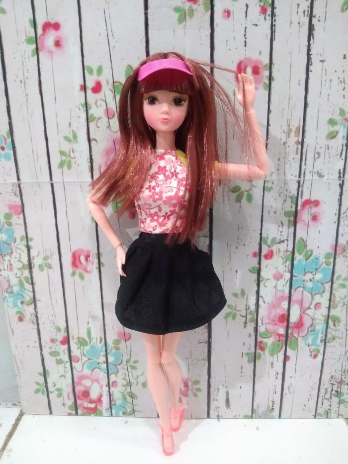 harga Boneka barbie pivotal 3 serie japanese korean doll Tokopedia.com 339f3f6859