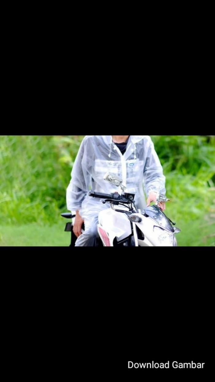 Jual DISKON Jas Hujan Jaket Celana Transparan Diamond 700 Plevia Stelan Ra Jakarta Utara Dualimadodolan