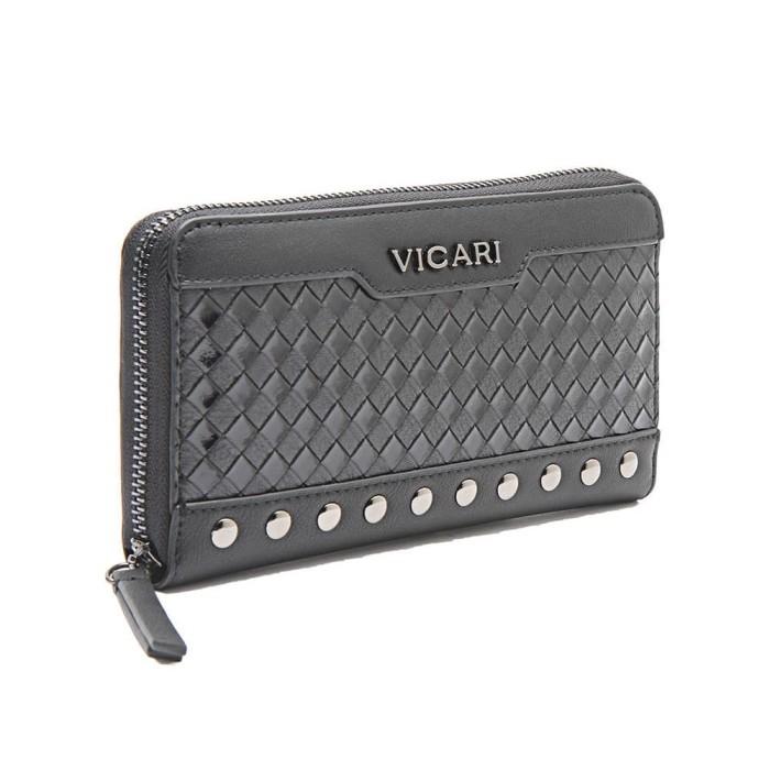 Dompet tas wanita vicari cilia black - hitam