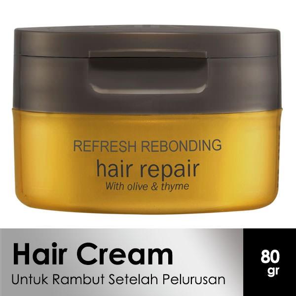 Jual Makarizo Professional MK3 Refresh Rebonding Hair Repair Mask - Makarizo Professional - OS   Tokopedia
