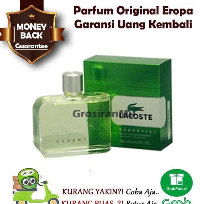 Info Parfum Pria Lacoste Essential Hargano.com