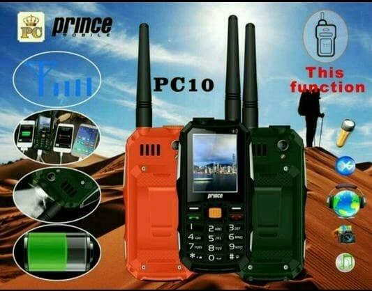 harga Prince pc 10 - ht - powerbank - garansi resmi Tokopedia.com