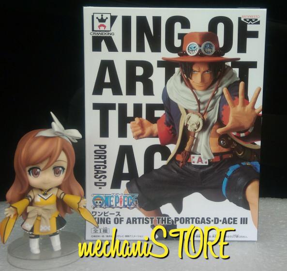 harga One piece king of artist the portgas d ace iii banpresto Tokopedia.com