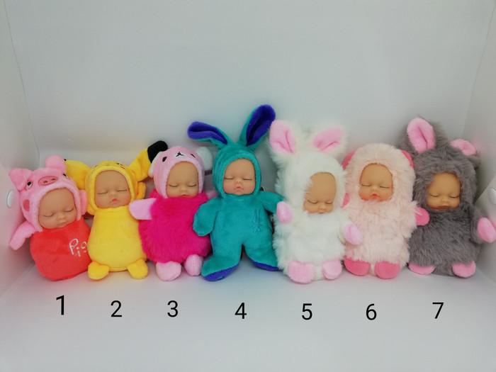 harga Keychain baby fur import / gantungan tas / bagcharm / boneka bayi Tokopedia.com