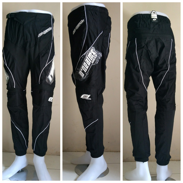 harga Celana trail hitam celana cross | celana motocross | celana adventure Tokopedia.com