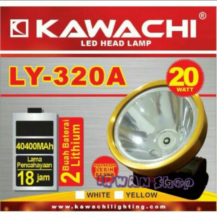 harga Senter kepala kawachi 20 watt ly-320a Tokopedia.com