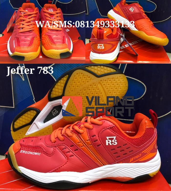 harga Sepatu badminton rs jeffer 783 Tokopedia.com