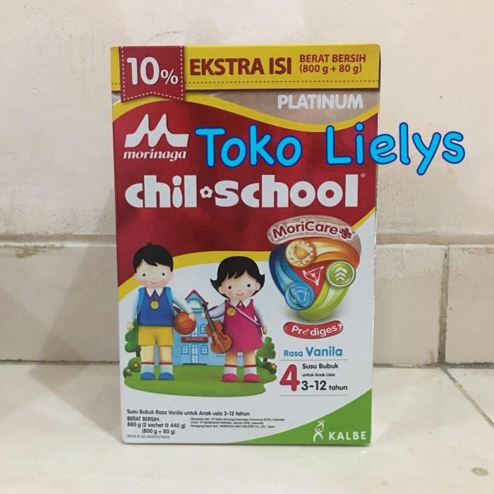 harga Chil school morinaga chilschool platinum 800gr Tokopedia.com