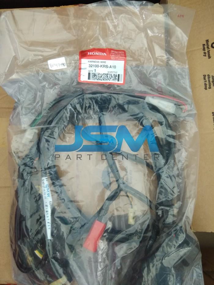 749e08ba9b66 Kabel body supra fit lama depan cakram 32100-krs-a10 harga ...